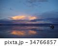 ウユニ塩湖 ボリビア 34766857