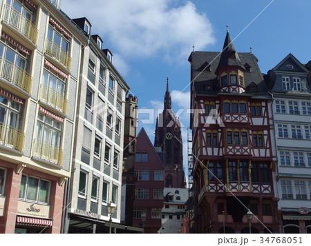 フランクフルトの町並み 34768051