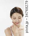 東洋人 若い女性 若い女の写真 34768279