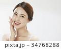 東洋人 若い女性 若い女の写真 34768288