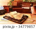 古い郵便物 34779857