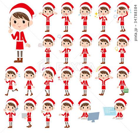 Santa Claus Costume mom_1 34788384