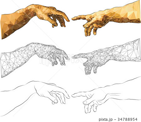 The Creation of Adam 34788954