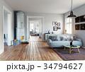 The Modern interior 34794627