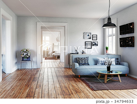 The Modern interior 34794633