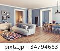 The Modern interior 34794683