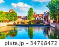 Old Town in Nuremberg, Germany 34798472