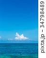 宮古島 風景 海の写真 34798489