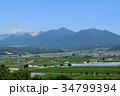 風景 初夏 中富良野町の写真 34799394