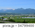 風景 初夏 中富良野町の写真 34799400
