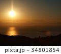 箱根、十国峠から見た初日の出 34801854