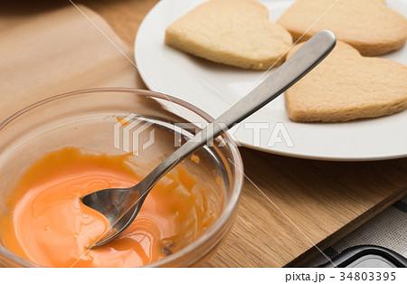 お菓子作り 34803395