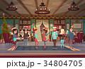 新 新しい クリスマスのイラスト 34804705