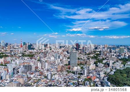 東京・都市イメージ 34805568