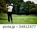ゴルフ 34812477