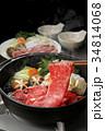 すき焼き 34814068