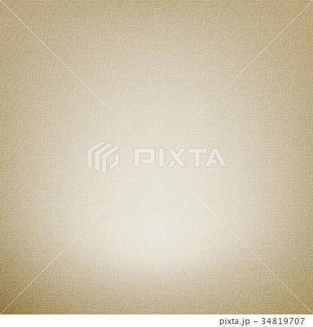 Vintage beige canvas background. EPS 10 vector 34819707
