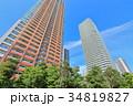 武蔵小杉 高層ビル群 34819827