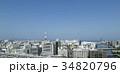 福岡 福岡市 ビル群の写真 34820796