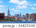 ニューヨークの街並み 34825240