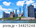 ニューヨークの街並み 34825248