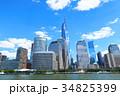 ニューヨークの街並み 34825399