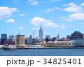 ニューヨークの街並み 34825401