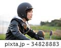 バイクに乗る 34828883