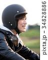 バイクに乗る 34828886