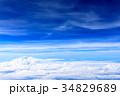 上空 空 青空の写真 34829689