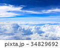 飛行機からの眺め 34829692