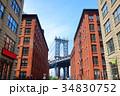 ブルックリンの街並み 34830752
