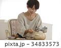 女性 ライフスタイル 料理 34833573