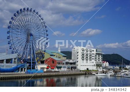西福岡 マリノア地区風景 34834342