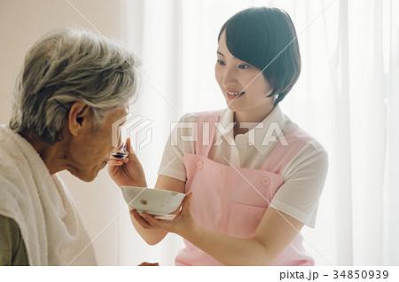 食事介助 ホームヘルパー 訪問看護 介護福祉 34850939