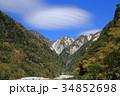 風景 船窪岳 北アルプスの写真 34852698