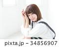 女性 若い ヘアスタイルの写真 34856907