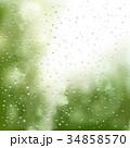 雨 凝縮 濃縮のイラスト 34858570