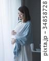 妊婦さん 34858728