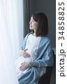 妊婦さん 34858825