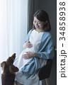 妊婦さん 34858938