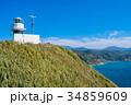 《北海道》神威岬・自然風景 34859609