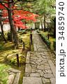 妙心寺 桂春院 石畳の写真 34859740