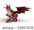 ドラゴン 34867628