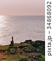 夕景 御神崎 海の写真 34868092