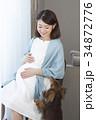 妊婦さん 34872776
