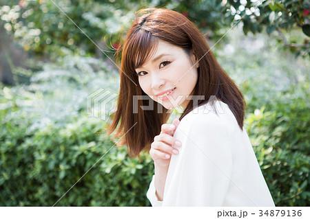女性 ビューティイメージ 34879136