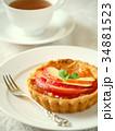 紅玉りんごのタルトと紅茶 34881523