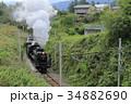 秩父鉄道SL 34882690