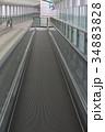 水平型エスカレーター「動く歩道」 34883828